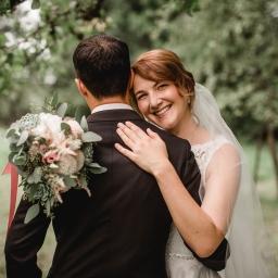 Hochzeit Michelle und Jens im August 2019
